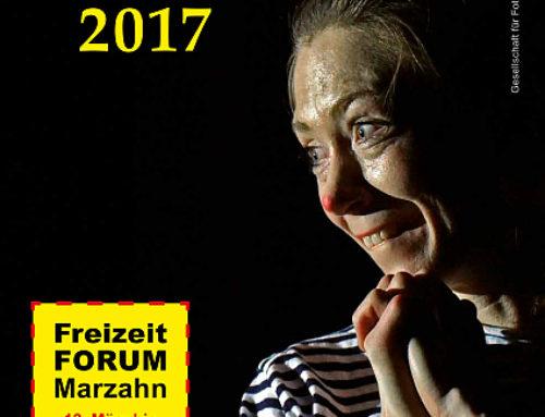 GfF 100 Bilder des Jahres 2017