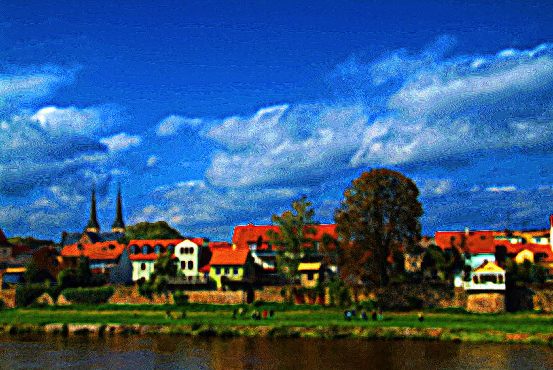 Henry-Buechler-An-der-Stadtmauer
