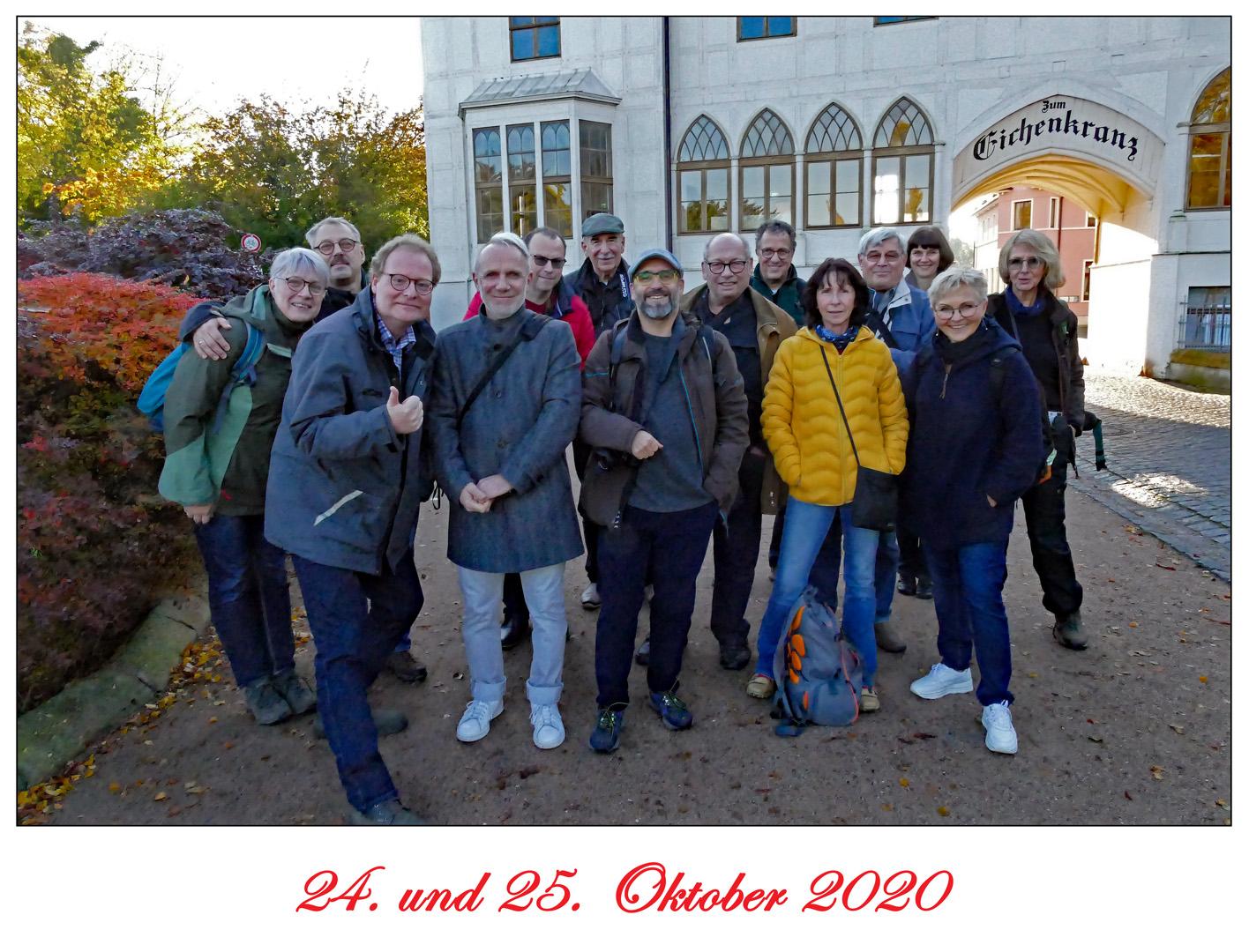 Unser Fotoausflug nach Wörlitz Ende Oktober 2020