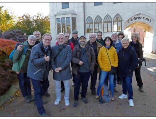 Fotoausflug Dessau Wörlitz