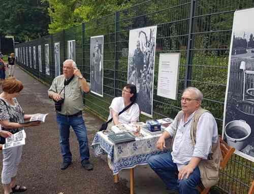 Mit dem Fotografen Gerhard Weber durch unsere Fotoausstellung