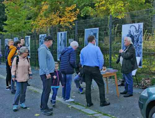 Open-Air-Fotoausstellung endet am 31.10.2021